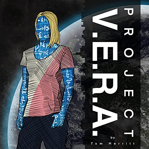 Project V.E.R.A. Audiobook By Tom Merritt cover art