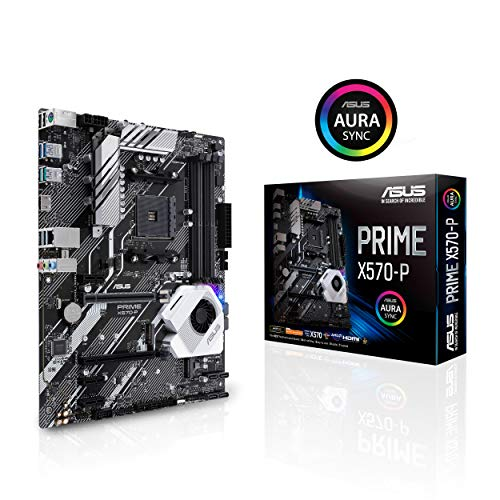 Motherboard for Ryzen 5 5600X - ASUS Prime X570-P