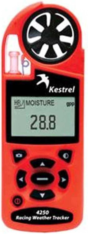 ケストレル - 4250レーシング天気トラッカー