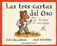 Las tres cartas del oso/ Postman Bear