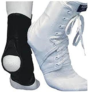 McDavid Classic Logo A101 CL Ankle Brace/Lace-Up W/Inserts - White - X-Large