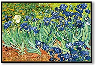 YTGDFB Vincent Van Gogh Famous Artist Art Print Poster Wall Picture Canvas Oil Painting Home Wall Decor 40x60 cm No Frame 8