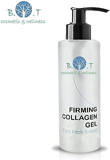 Gel Reafirmante de Colágeno bio-activo Facial Escote Seños Corporal - Gel Natural Anti-envejecimiento - Gel antiarrugas pa...