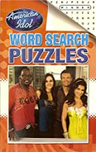 Word Search Puzzles (American Idol)