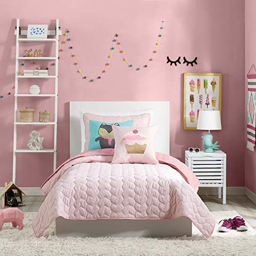 2Pc Twin Helaine Quilt Set Pink - Urban Playground