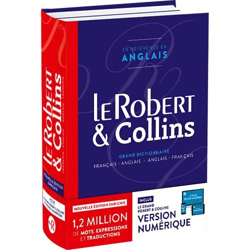 Le Robert & Collins Premium: Grand dictionnaire français-anglais - anglais-français. Inclus Le grand Robert & Collins version numérique