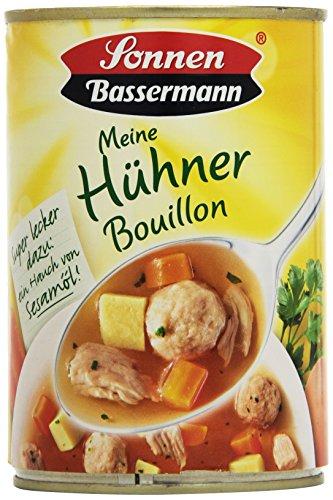 Sonnen Bassermann Hühner-Bouillon , 6er Pack (6 x 390 ml)