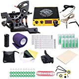 DragonHawk Starter Tattoo Kit 1 Pro Tattoo Machines Tattoo Gun Top CE Power Supply K4EUYMX