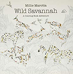 wild savannah by millie marotta