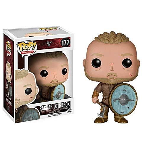 KYYT Funko TV: Vikings #177 Ragnar Lothbrok Pop! Chibi