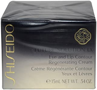 Shiseido Future Solution Lx Eye and Lip Contour Regenerating Cream for Unisex, 15ml/0.54oz