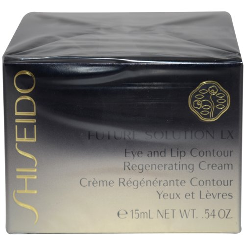 SHISEIDO Future Solution Eye and Lip Contour Regenerating Cream 15ml