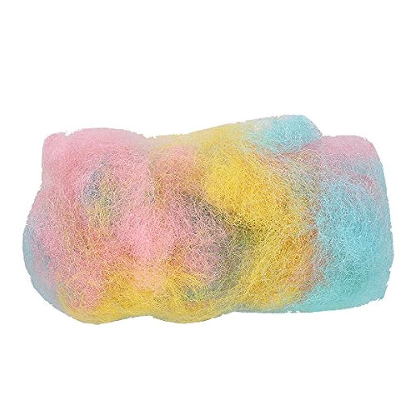 華氏調べる湿気の多いリーベ レインボートップ(カラートップ) A(ピンク?イエロー?水色) 30g