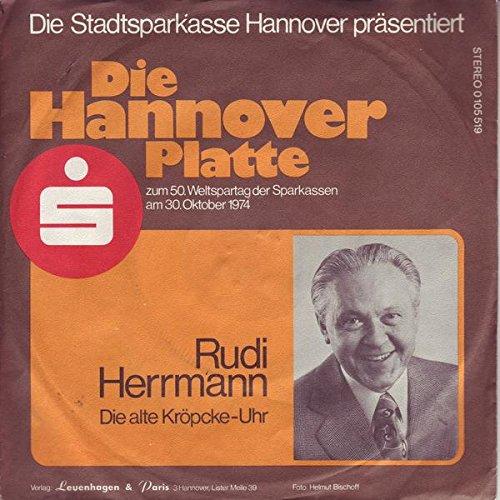 Walter Böhm / Rudi Herrmann Hannover lacht / Die alte Kröpcke-Uhr
