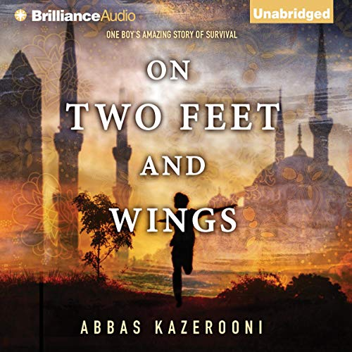 On Two Feet and Wings audiobook cover art