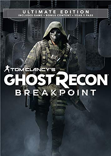Ghost Recon Breakpoint Ultimate - Uncut | PC Code - Ubisoft Connect