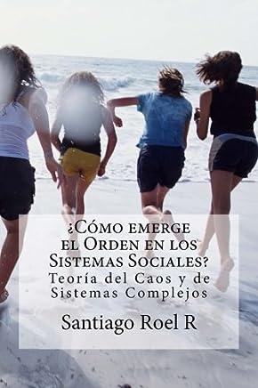 ¿cómo Emerge El Orden En Los Sistemas Sociales?: Teoría del Caos Y Teoría de Sistemas Complejos Aplicadas a la Prevención de la Violencia Y La Delincuencia.