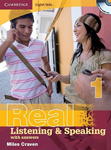 Image OfCambridge English Skills Real Listening And Speaking 1 With Answers And Audio CD: Level 1