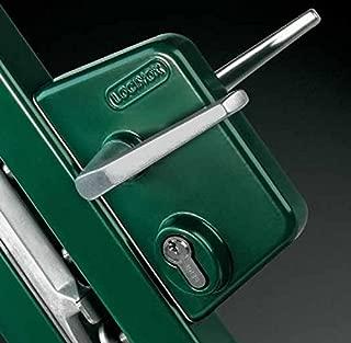 Green Swing Gate Lock Industrial Style gate lock by LOCINOX / Locinox LAKQ U2 Industrial Lock