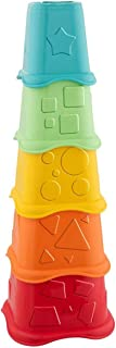 Chicco ECO+ Sorter & Stacking Toy, Stacking Cups, Piece of 1