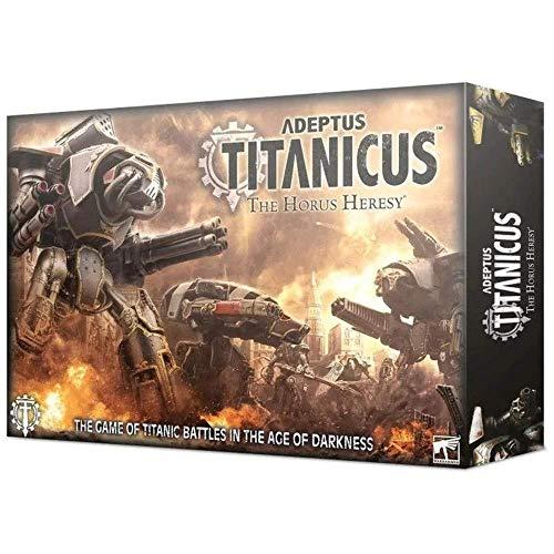 Games Workshop Adeptus Titanicus: コアゲーム
