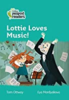 Level 3 - Lottie Loves Music! (Collins Peapod Readers)