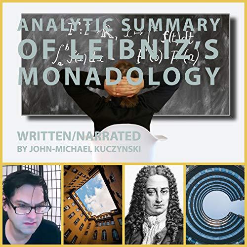 Analytic Summary of Leibniz's Monadology audiobook cover art