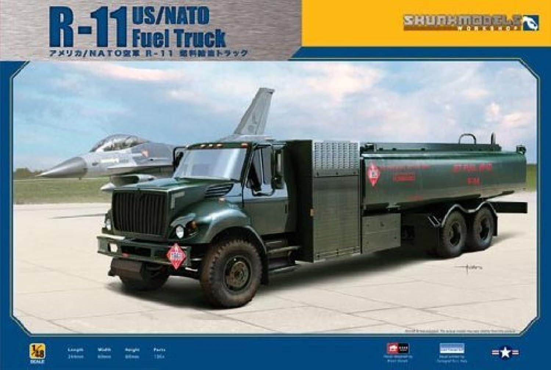 ShunkModels Workshop 1 48 R-11 US NATO FUEL TRUCK SW-62001 by ShunkModels Workshop
