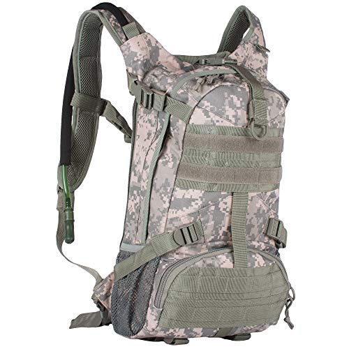 Elite Excursionary Hydration Backpack - Army Digital