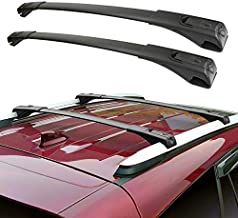 ALAVENTE Roof Rack Crossbars Replacement for Toyota RAV4 2013 2014 2015 2016 2017 2018 w/ Top Side Rail, OE Style Cross Bars Luggage Roof Rails for RAV4 13-18, Pair