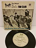 THE BEATLES the beatles third christmas record, 7 inch flexi disc, LYN 948