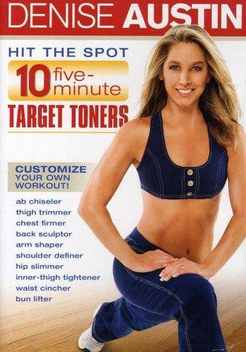 Denise Austin : Hit The Spot : 10 five minute target toners