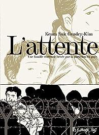 L'attente par Keum Suk Gendry-kim