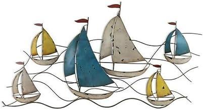 Amazon.es: cuadros marineros - Decoración del hogar: Hogar y cocina
