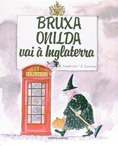 Bruxa Onilda vai à Inglaterra