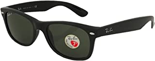 RB2132 New Wayfarer Sunglasses Unisex 100% Authentic...