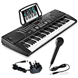 Best Electronic Keyboards - 61 Keys Electronic Teaching Keyboard Digital Music Piano Review