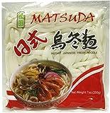 日式屋冬麵 Matsuda Japanese Style instant Udon fresh noodle 7oz (30 bags)