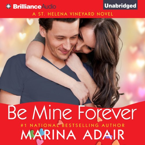 Be Mine Forever audiobook cover art