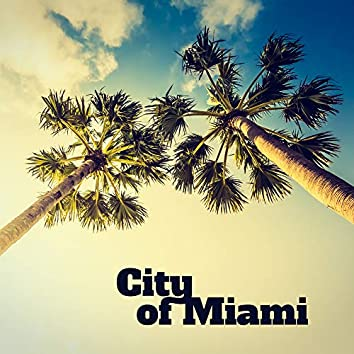 City of Miami: House / Chillout Music from the Coastal Beaches of Florida (Deep Chill Out Rhythms, Sunny Waves, Relaxing Sounds)