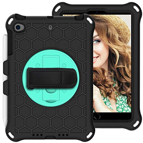 Tablet PC Bolsas Bandolera Funda para niños para iPad Mini 5 4...