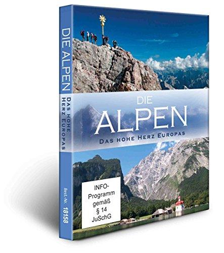 Die Alpen - Deutschland & Österreich, Italien & Schweiz [2 DVDs]