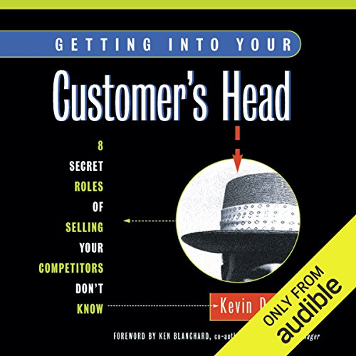 Getting into Your Customer's Head audiobook cover art