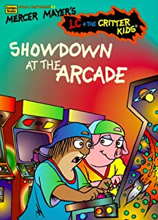 Mercer Mayer's LC + The Critter Kids: Showdown at the Arcade (My teacher is a Vampire)