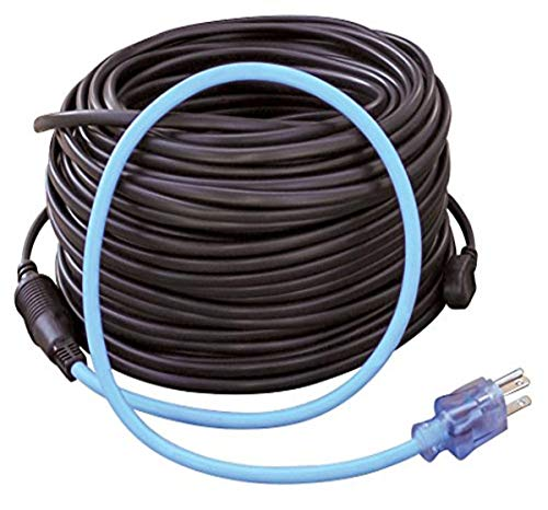 Prime Wire & Cable RHC500W100 ROOF & GUTTER DE-ICING KIT ROOF HEATING CABLE