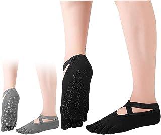 Amazon.es: calcetines yoga - Calcetines y medias / Mujer: Ropa