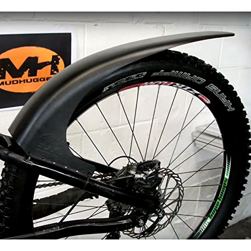 Mudhugger MTB Rear Mudguard For Suspension Mountain Bike - 27.5' 29'