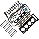 SCITOO Head Gasket Bolts Set Replacement for Mini Cooper 02-08 Head Gaskets Kit Sets