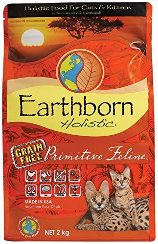 Earthborn Holistic pour Chats Primitive 2.73kg