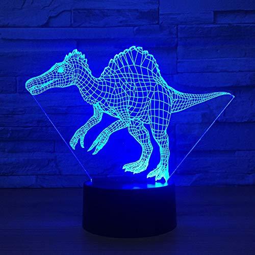 Lámpara de Mesa Animal Night Light Color Slide, Utilizada para decoración de Sala de Estar lámpara de atmósfera